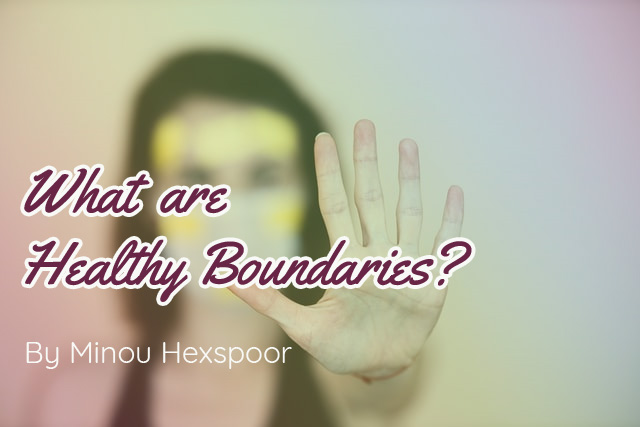 What are Healthy Boundaries?